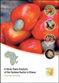 Cashew value chain analysis: Ghana