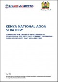 Kenya - National AGOA Strategy