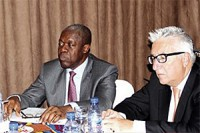 Ghana: Vice President Amissah-Arthur opens 4th annual US chamber summit