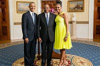 Kenya: President Kenyatta's presence at US Africa summit 'expected to end frosty relations'