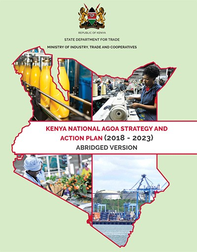 Kenya - National AGOA Strategy 2018-2023