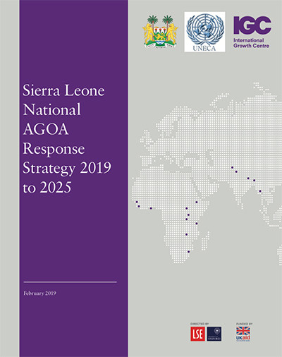 Sierra Leone - National AGOA Strategy
