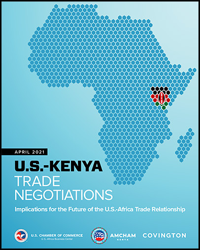US-Kenya trade negotiations: implications for the future of the US-Africa trade relationship