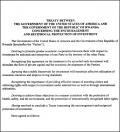 Rwanda - United States Bilateral Investment Treaty (BIT)