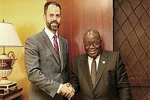 'Moves to push for new US-Africa trade policy'