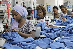 The attraction of textile manufacturing in Ethiopia