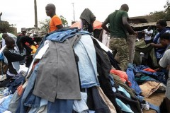 Kenya rules out banning of second-hand clothes
