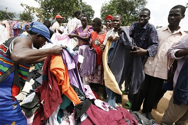 AGOA at risk in East African war over used clothes