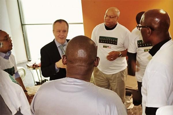 Denied access to Mauritania, US anti-slavery activists press on