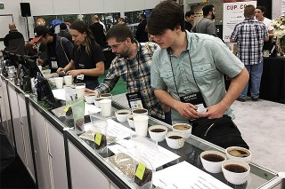 US buyers keen to source coffee from the East African region