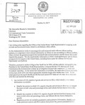USTR request letter  - Investigation into US-SSA trade