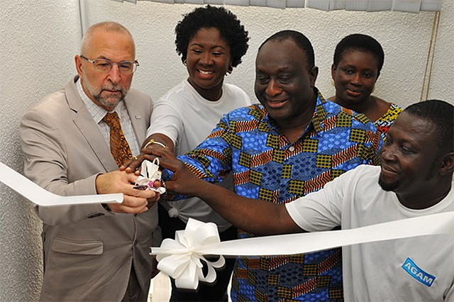 Ghana: Garments industry receives $10 million Ghana EXIM support
