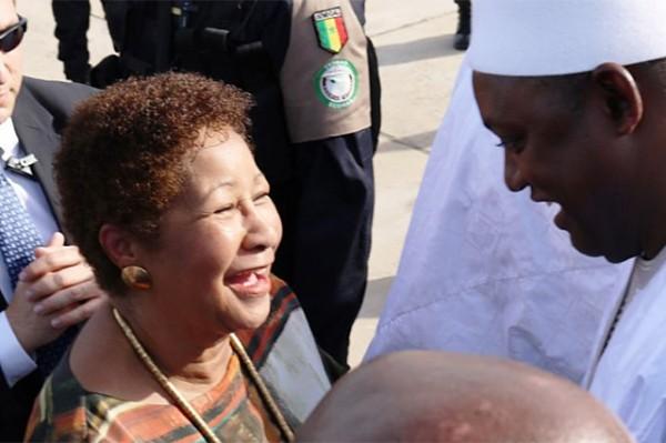 US ambassador hails Gambia's democratic progress