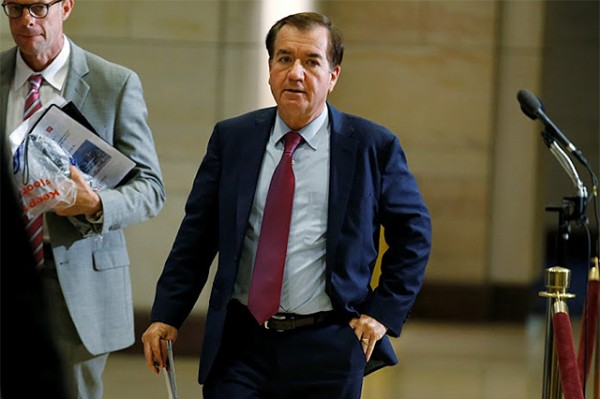 Republican Ed Royce's respectful interest in Africa will be missed