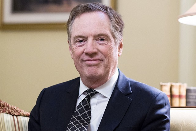 USTR Lighthizer: US will soon select an African country for a 'model' free trade deal