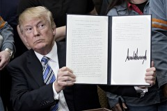 Presidential proclamation on adjusting imports of steel into the United States