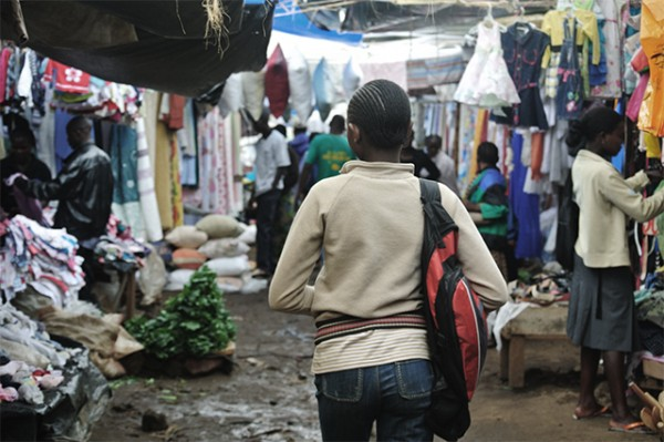 Opinion: 'America's petty policy on used clothes for Africa'