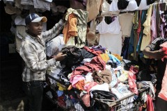 'Global business of secondhand clothes thrive in Africa'