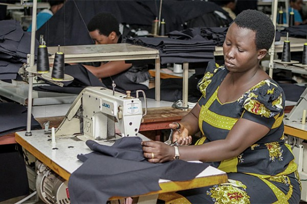 Trump versus Rwanda in trade battle over used clothes