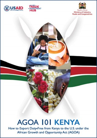 AGOA 101 Kenya - Exporter Guide 2018