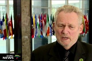 South Africa's Rob Davies fights possible US tariffs on automotive products [Video]