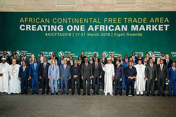 Trade under Africa bloc will create 'respect'