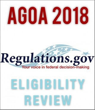 Eligibility Review 2018: Submission by the  American Federation of Labor and Congress of Industrial Organizations