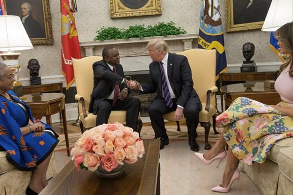 Kenya, US establish trade investment working group