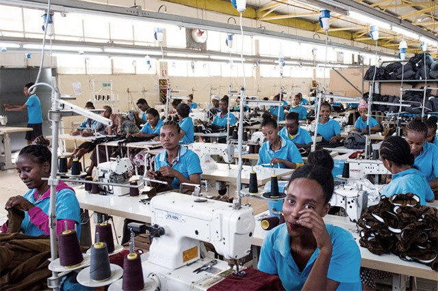 Building Africa's manufacturing strength in the textile and clothing