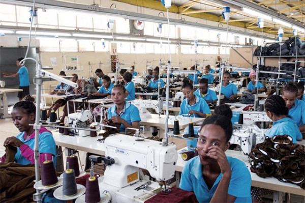 Building Africa's manufacturing strength in the textile and clothing sector