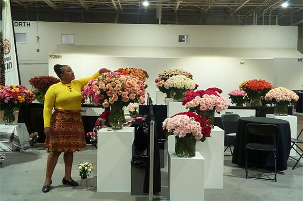 Kenyan flowers attract US buyers' interest
