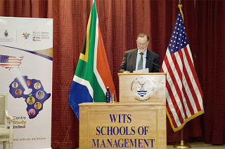 Remarks: The enduring partnership between the United States and South Africa