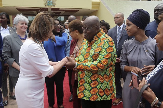 US delegation reaffirms commitment to Ghana's apparel manufacturing industry