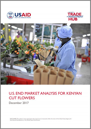 US end-market analysis for Kenyan cut flowers