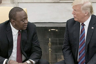 Kenya: 'US cranks up trade deal with Kenya'