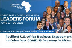 COVID-19: Africa and the United States to remain key partners, says President Kagame