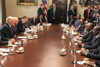 Kenya–US trade talks on hold, awaits Biden's administration