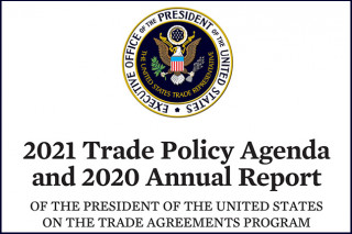2021 trade policy agenda and 2020 annual report