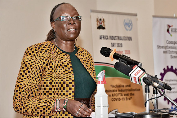 'Hope for Kenya-US trade deal as talks resume'