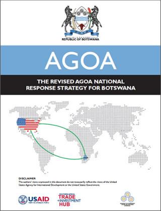 Botswana - UPDATED National AGOA Strategy (2021)