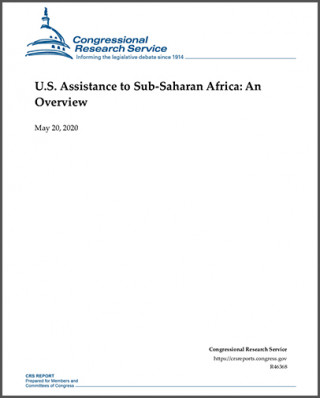 US Assistance to Sub-Saharan Africa: An Overview