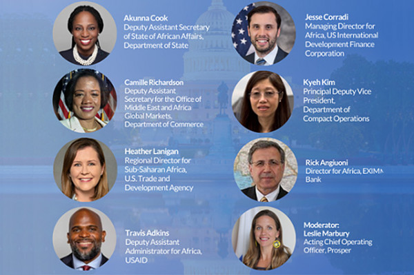 CCA 2021 business summit: 'New pathways to a stronger US-Africa economic partnership'
