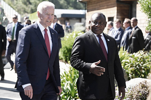 Charting a new course in US-Africa relations: The importance of learning from others' mistakes
