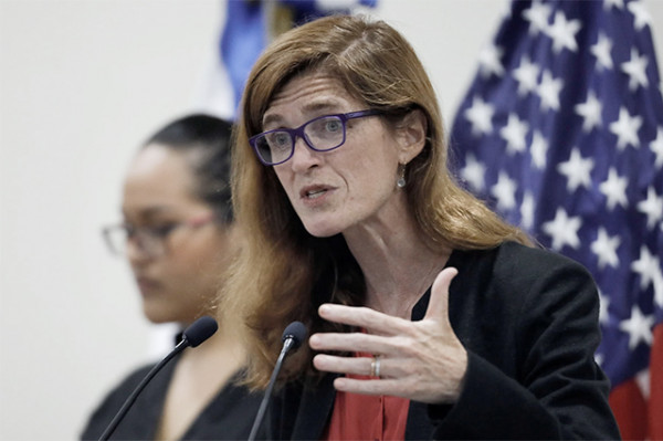 USAID Administrator Samantha Power on financing new pathways to a stronger US-Africa economic partnership