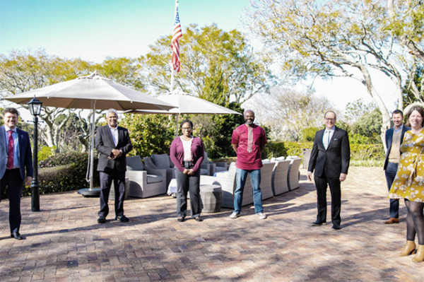 US and South Africa's Western Cape province mark 6 month anniversary of trade and investment promotion partnership