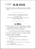 Bill HR. 6142: Africa Investment Incentive Act of 2006