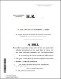 Bill H.R. 6406 includes Abundant Supply provisions