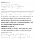 USTR text: Liberia qualifies for textile preferences under AGOA 2011
