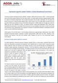 Garment exports under AGOA: A short situational overview