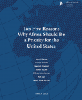 Top Five Reasons Why Africa Should Be a Priority for the United States